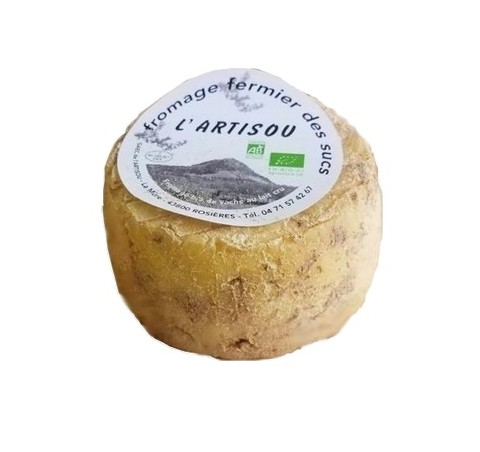 ~ Local ~ Fromage de pays artisou - Environ 320g